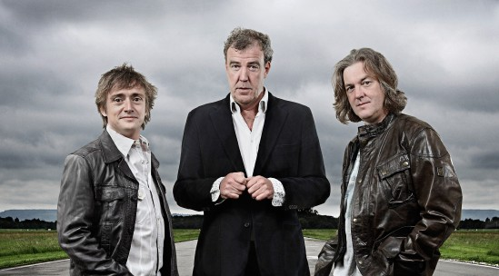 Clarkson, May, Hammond