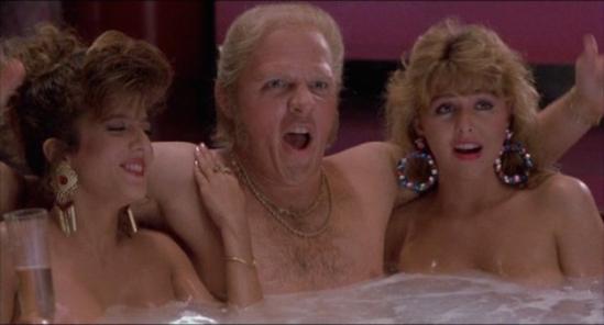 Biff Tannen as Trump